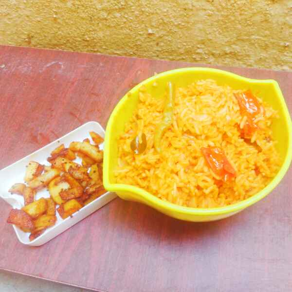 Photo of Tomato rice by Revathi Reva at BetterButter