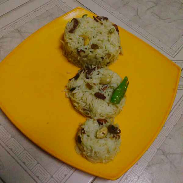 Photo of Dry fruit rice by Revathi Reva at BetterButter
