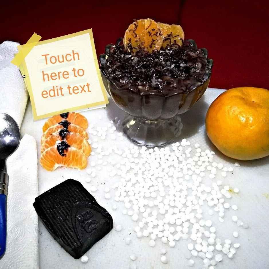How to make Sago Phirni with a Chocolate and Orange Twist