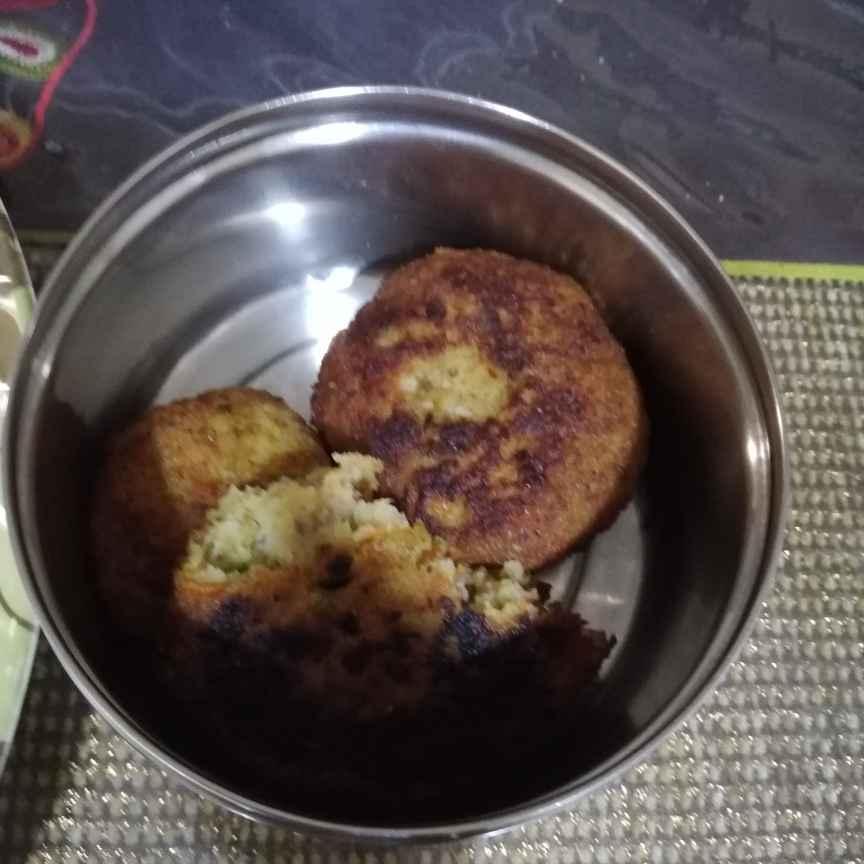 How to make Sweet Potato Makmali hari Tikki
