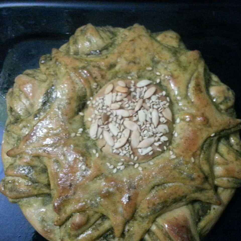 Photo of Sunflower Bread by Richa Chaudhary at BetterButter