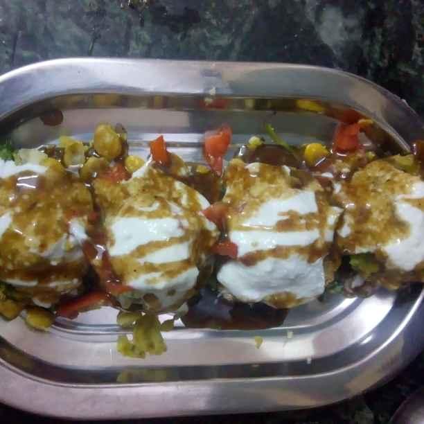 Photo of Hari Bhari Raj Kachori by Richa Garg at BetterButter