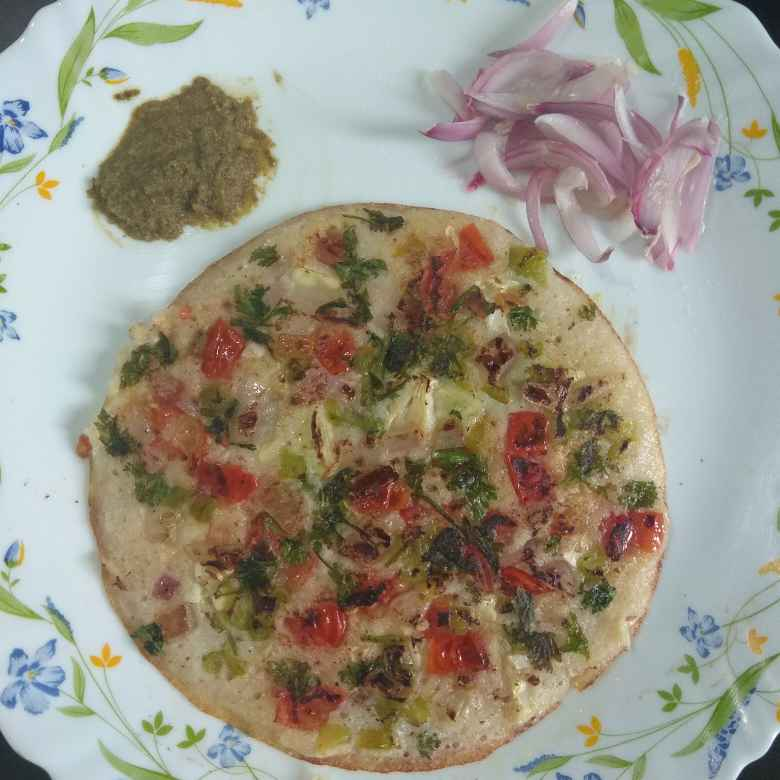 Photo of Instant uttapam by Richa Mehrotra at BetterButter