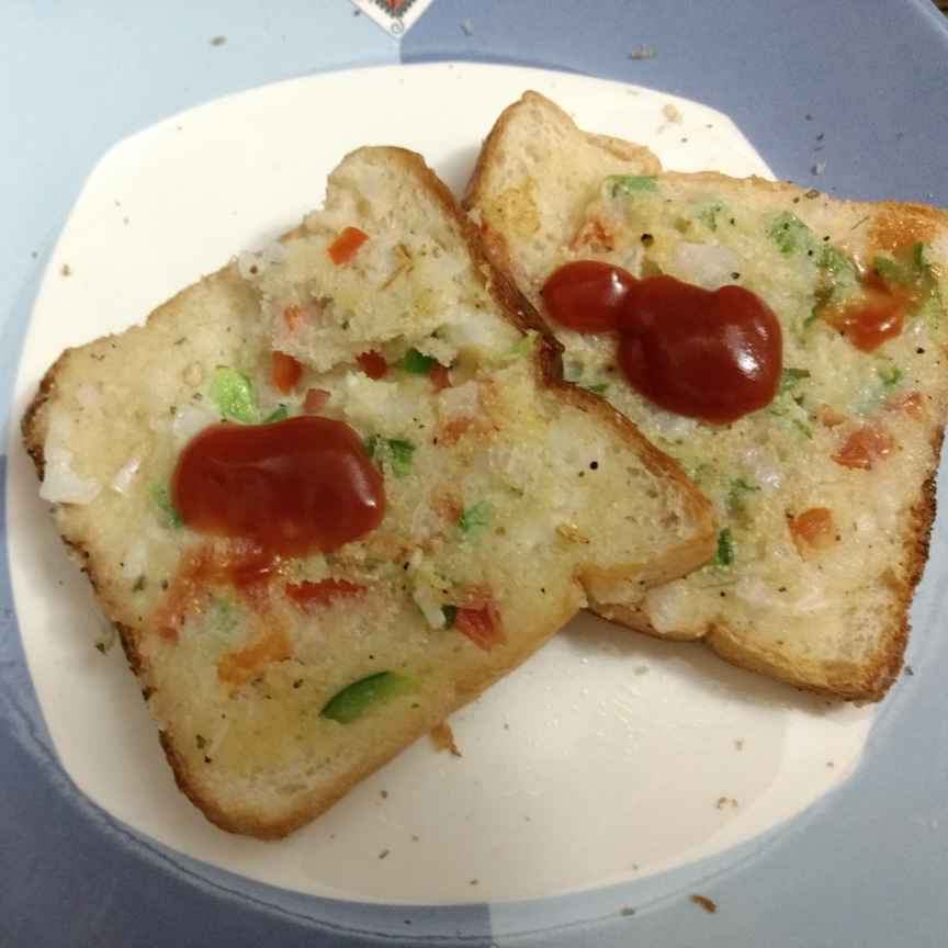 Photo of Sooji Toast by Richa  at BetterButter