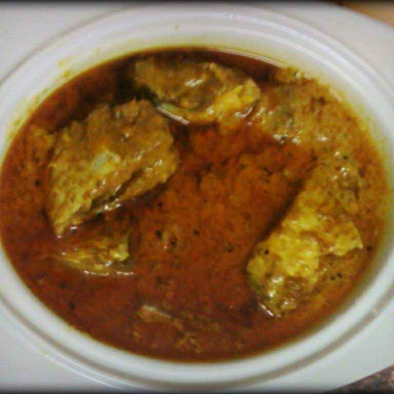 How to make Hilsa fish Mouli