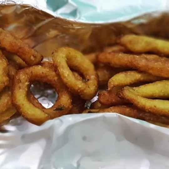 How to make Potato rings