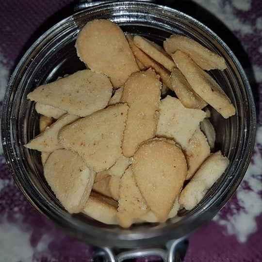 Photo of Butter kutkut biscuit by Rickta Dutta at BetterButter