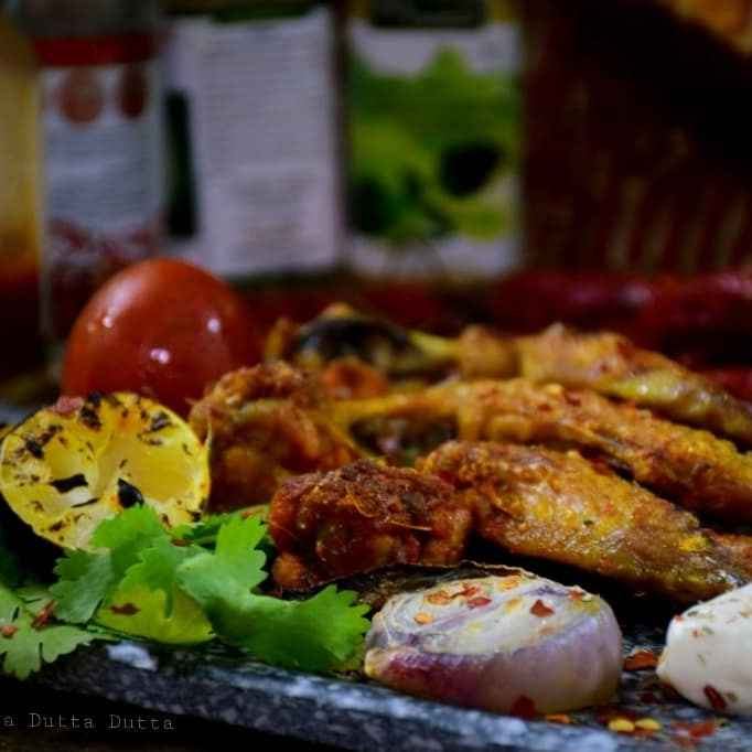 How to make baked Peri Peri chicken