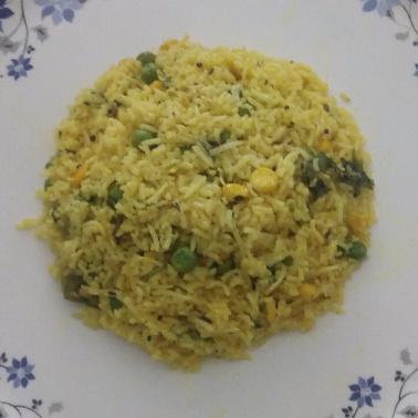 Photo of Corn Matar Pulav by Ridhima Mohil at BetterButter