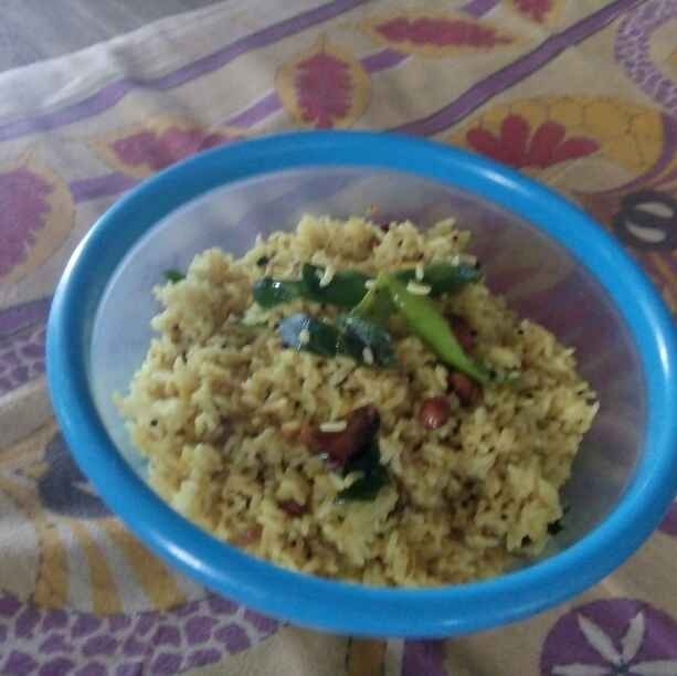 How to make Pulihora Andhra Style
