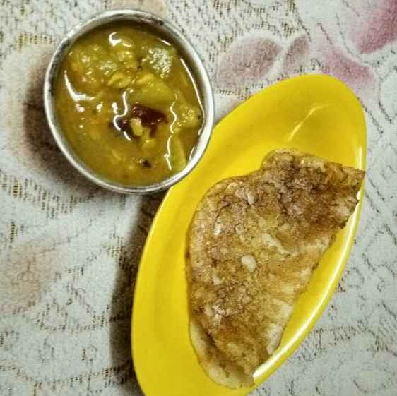 Photo of Sooji Dosa by Ridhima Mohil at BetterButter