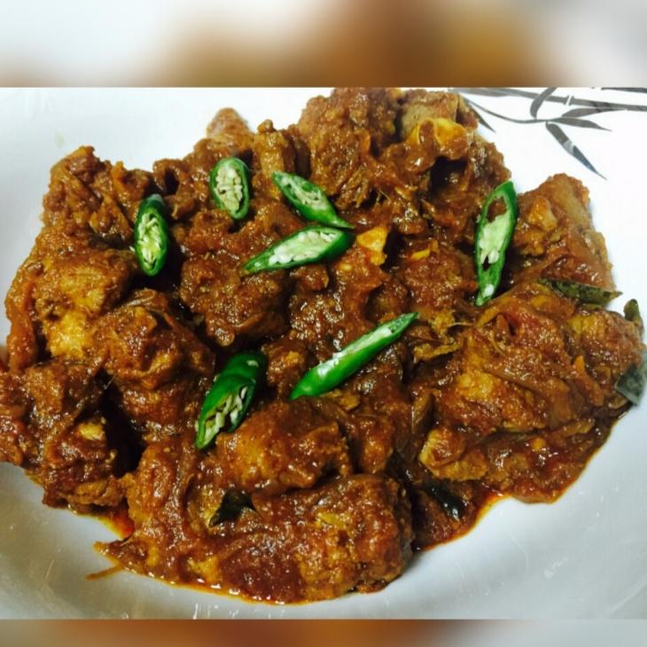 How to make Kholapuri Mutton