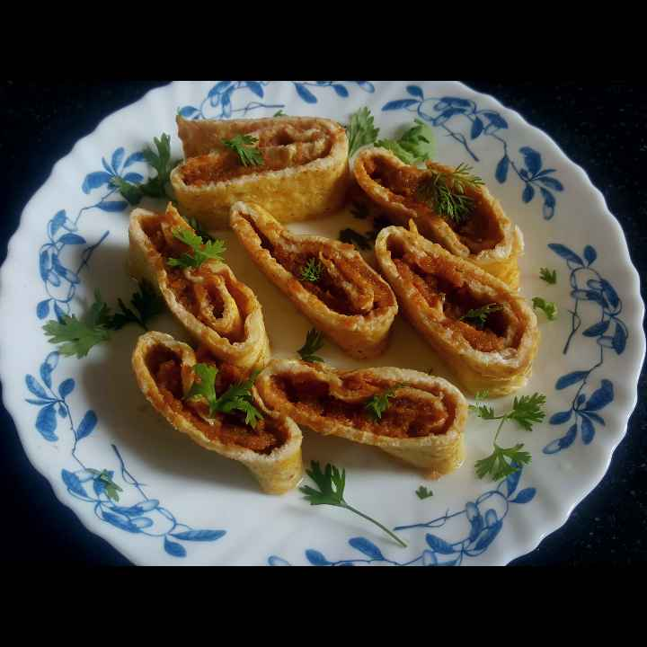 Photo of OMELETTE STRIP POCKET by MOUMITA DAS at BetterButter
