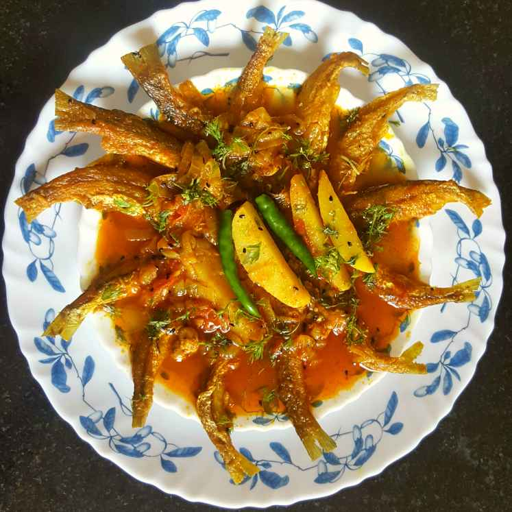 Photo of CAT FISH CURRY by MOUMITA DAS at BetterButter