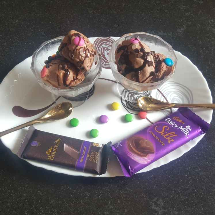 Photo of CHOCOLATE ICECREAM by MOUMITA DAS at BetterButter