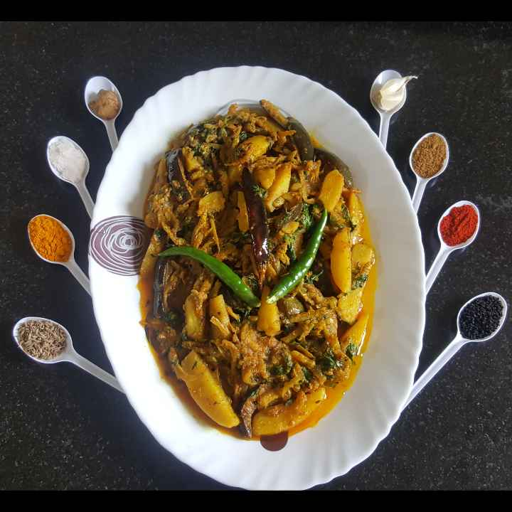 Photo of INDIAN CARPLET DRY CURRY by MOUMITA DAS at BetterButter