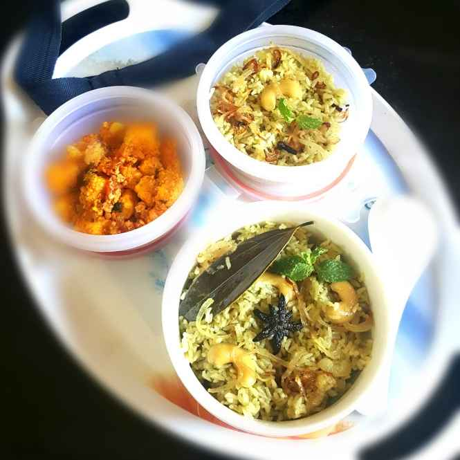 Photo of MINT RICE by MOUMITA DAS at BetterButter