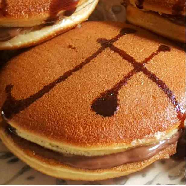 Photo of CHOCOLATE PANCAKES by MOUMITA DAS at BetterButter