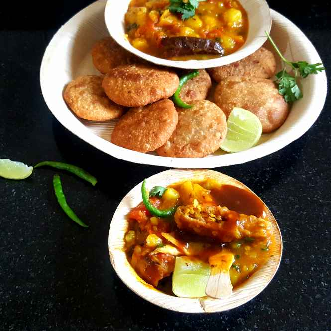 Photo of DELHI WALI KHASTA KACHORI by MOUMITA DAS at BetterButter