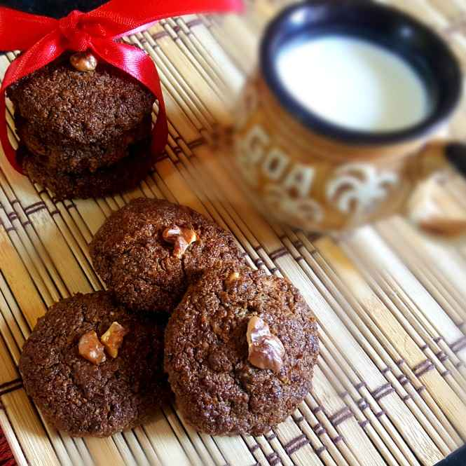 Photo of FLAX SEED COOKIES by MOUMITA DAS at BetterButter