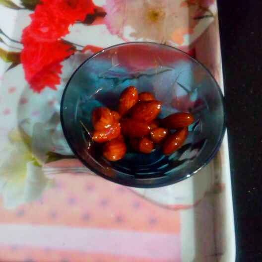 Photo of Sweet almonds by Rimjhim Agarwal at BetterButter