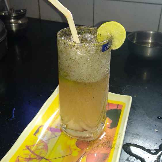 How to make Mint lemonade