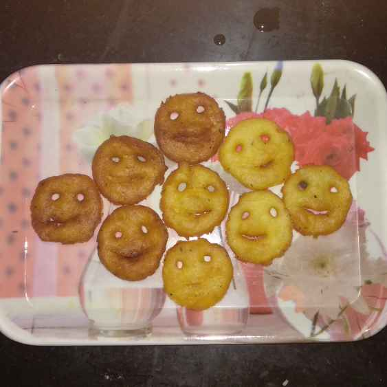 Photo of Potato cheese Smileys by Rimjhim Agarwal at BetterButter