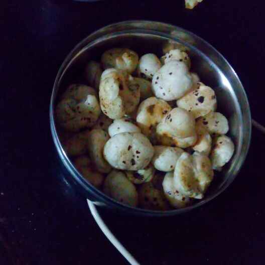 How to make Roasted lotus seeds