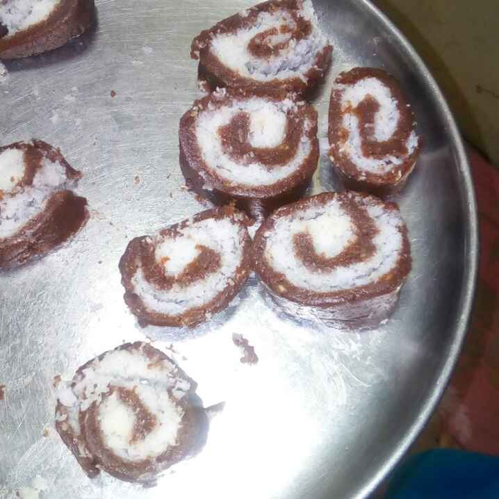 Photo of Swiss roll by Rimjhim Agarwal at BetterButter