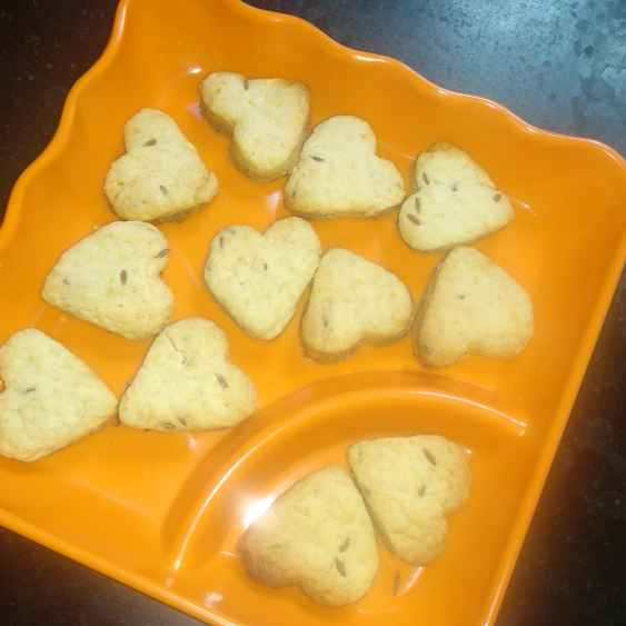 How to make जीरा बिस्किट