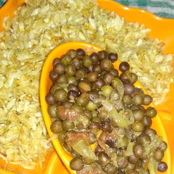 How to make Chura Ghugni