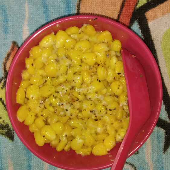 How to make Cheesy corn