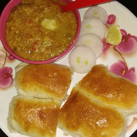 Photo of Leftover khichdi pavbhaji by Rimjhim Agarwal at BetterButter