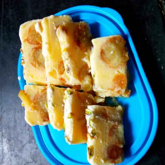Photo of Gulabjamun custard icecream by Rimjhim Agarwal at BetterButter
