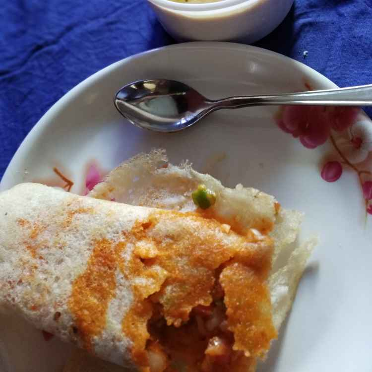 Photo of Pizza flavor dosa by Rimjhim Agarwal at BetterButter