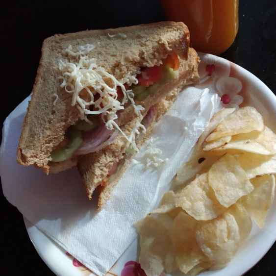 Photo of COLD  sandwich by Rimjhim Agarwal at BetterButter