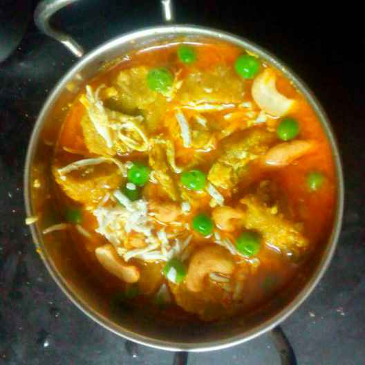 How to make Govind gatte ki subzi