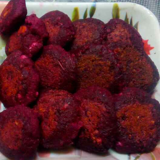 Photo of Beetroot Paneer Cutlet by Rimjhim Agarwal at BetterButter