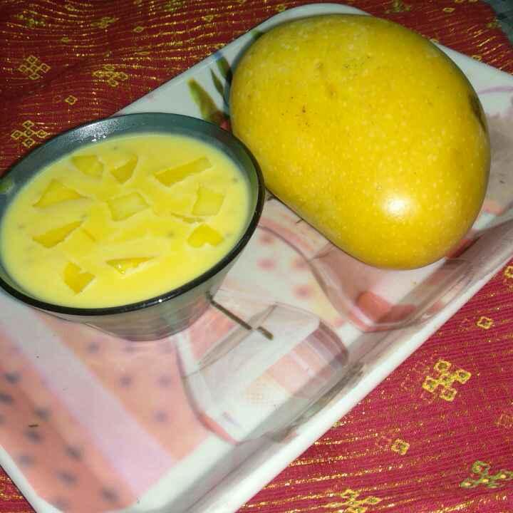 Photo of Mango sewai kheer by Rimjhim Agarwal at BetterButter
