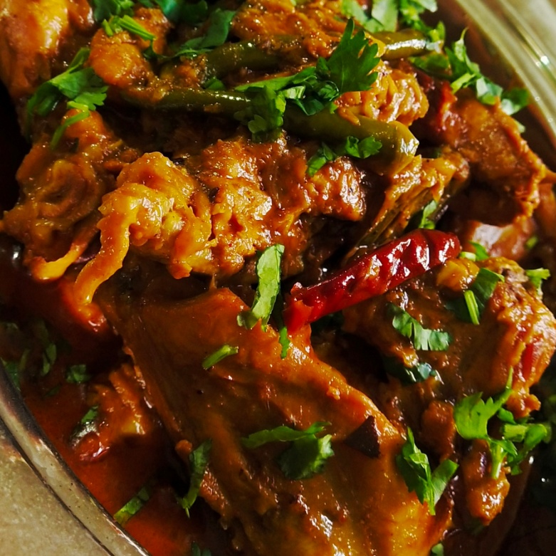 Photo of Spicy chicken curry by Rimpa Bose Deb at BetterButter