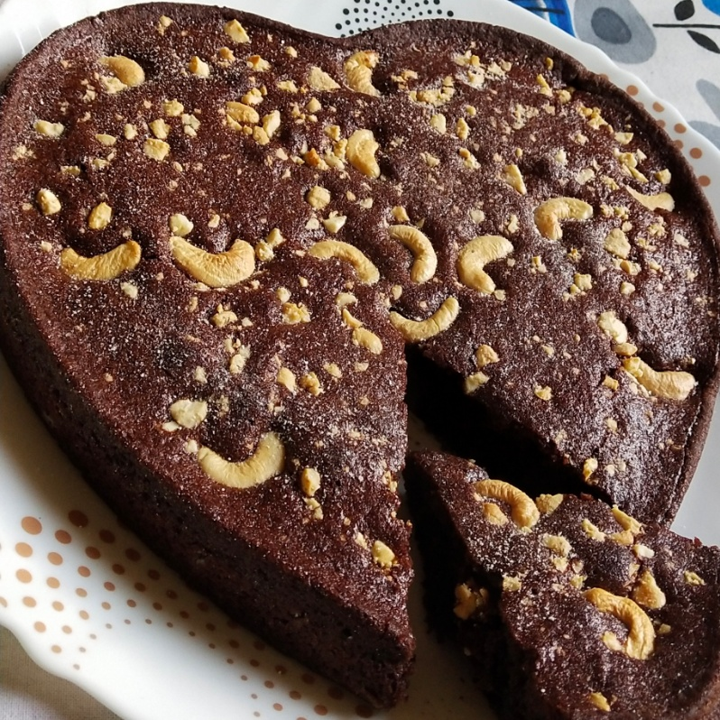 Photo of Chocolate cake by Rimpa Bose Deb at BetterButter
