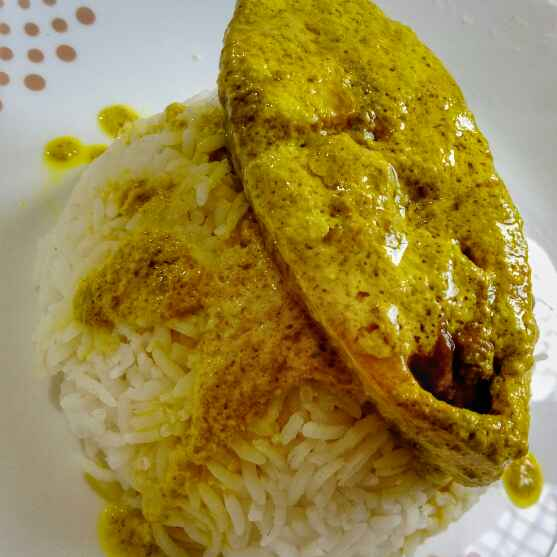 Photo of Steamed Hilsha by Rimpa Bose Deb at BetterButter