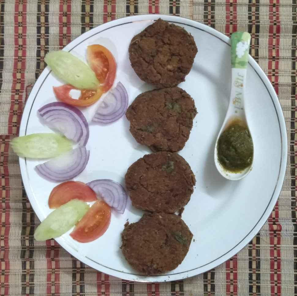 Photo of Rajma-Nariyal Kebab by Rina Adhikary at BetterButter