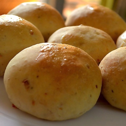 How to make Corn Cheese Garlic Buns