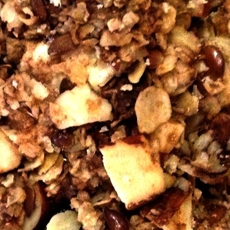 How to make Flaxseed Almond Healthy Snack