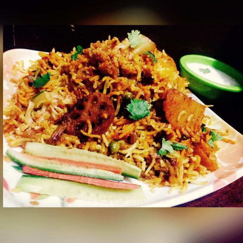 Photo of Veg spicy  Biryani by Rina Khanchandani at BetterButter