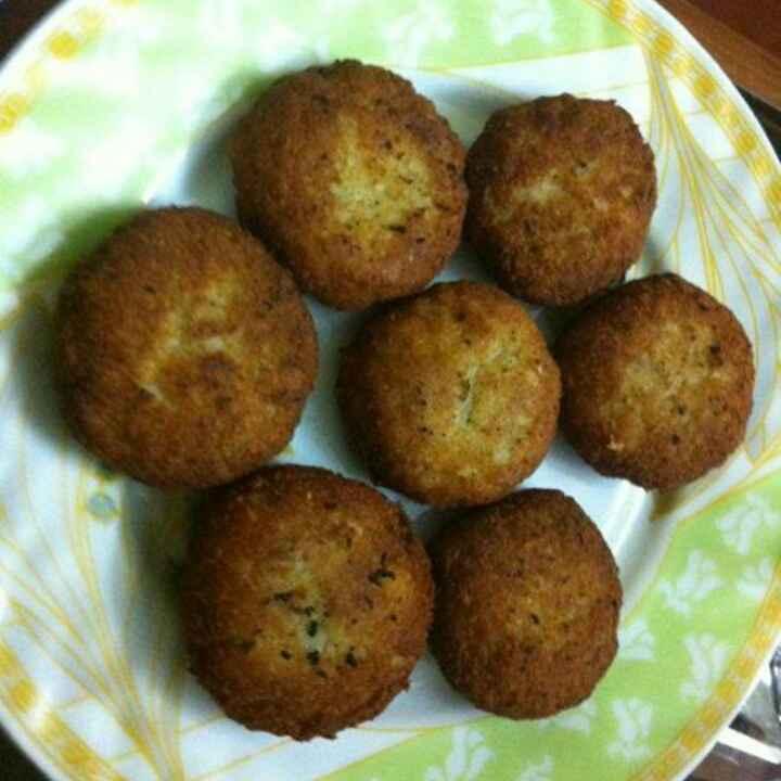 Photo of Mutton And  Cheese Patty Chettinad Style by Rina Vora at BetterButter