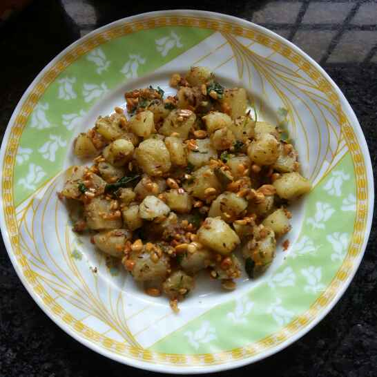Photo of Farali Aloo by Rina Vora at BetterButter