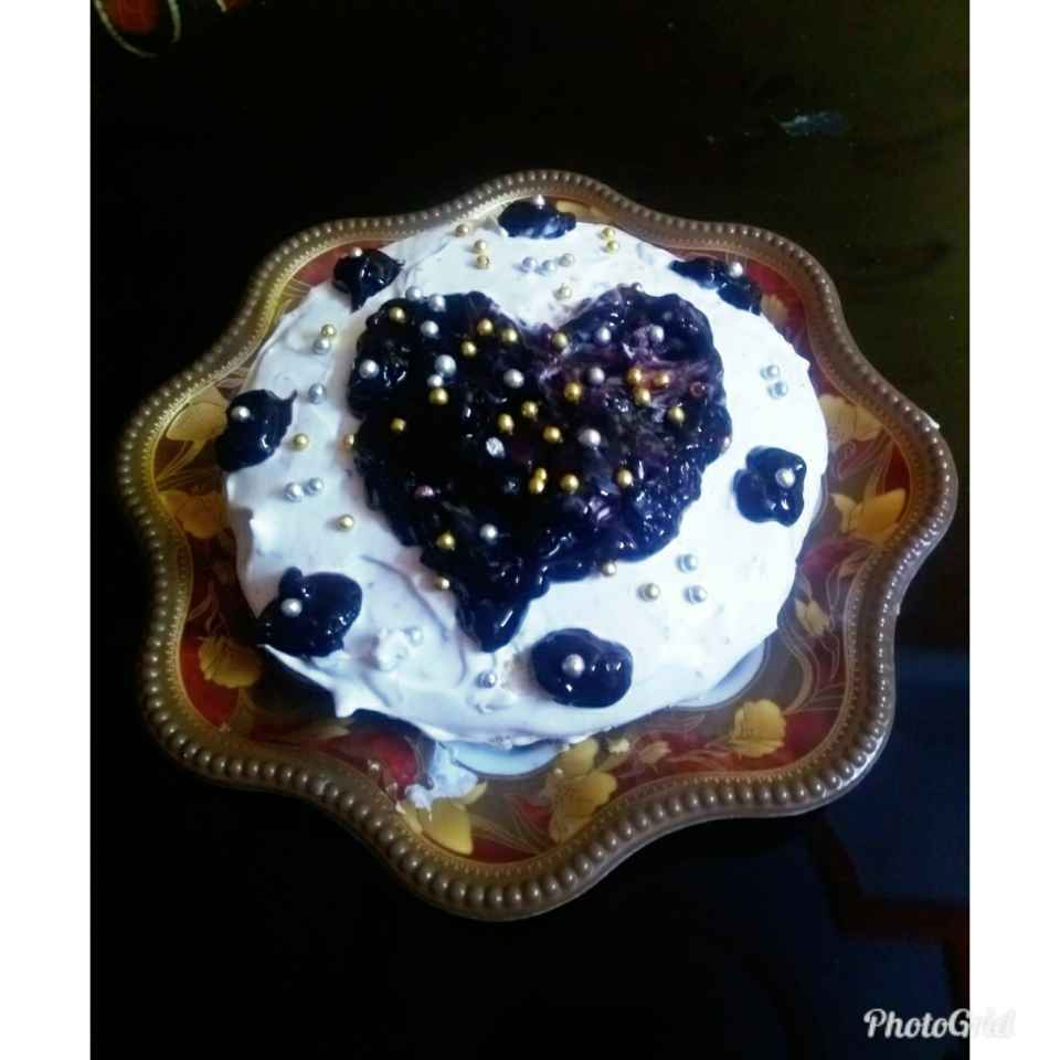 Photo of Blueberry Cheesecake by Rita Naru at BetterButter