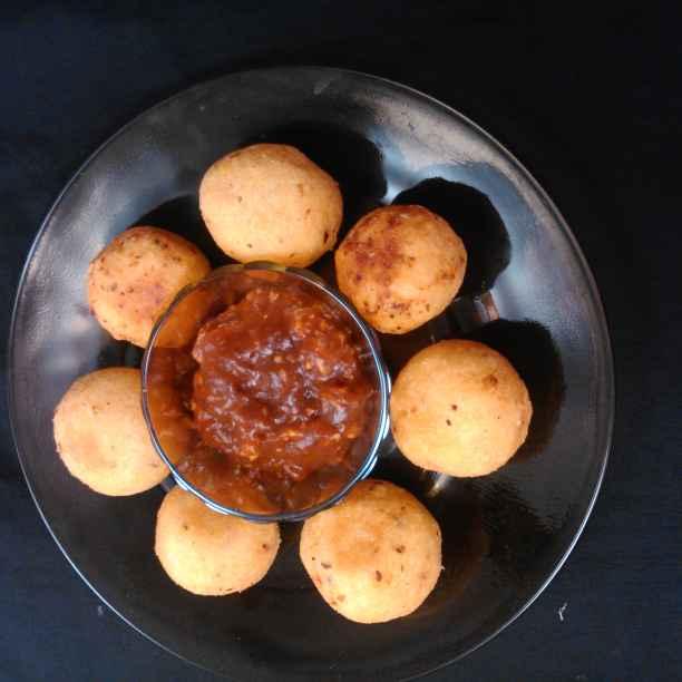 Photo of Veg oats kachori by Rita Patel at BetterButter